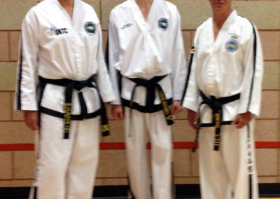UKTD Black Belt 6th Dan Senior promotion [Picture1]