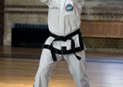 UKTD Black Belt Jared Jesner, founder and CEO Weswap.com