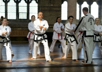 UKTD Taekwon-Do Class locations