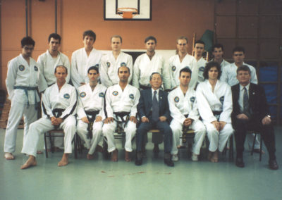 Leading Members of Israel ITF Taekwon-Do