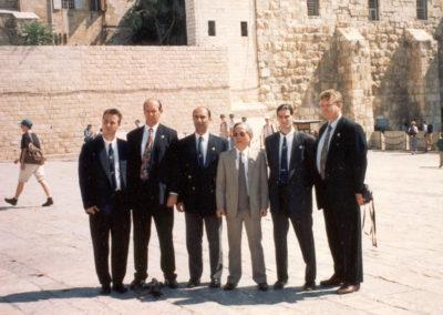Group Photos at the Western Wall Jerusalem