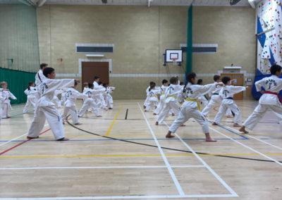 UKTD Taekwon-Do benefits for Children.