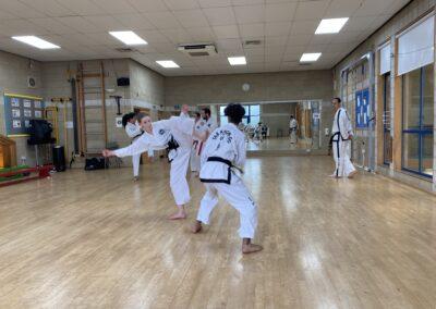UKTD Black Belt grading July 2021