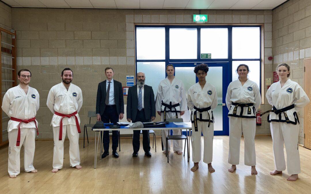 UKTD Black Belt grading results July 2021