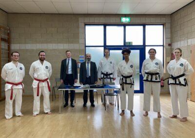 UKTD Black Belt grading July 2021 July 2021
